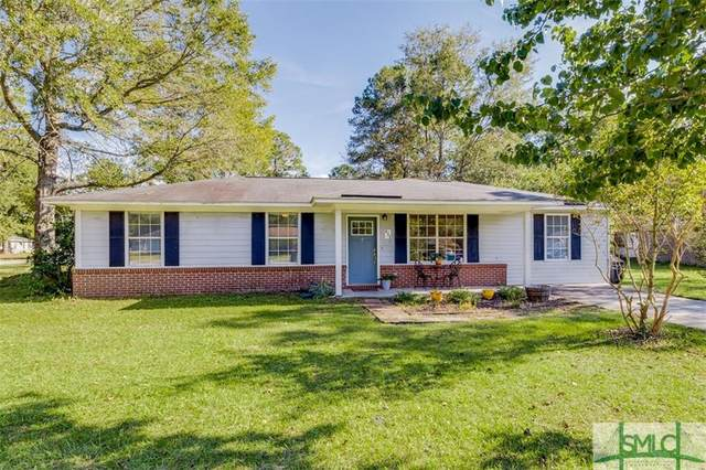 411 Plantation Way, Rincon, GA 31326 (MLS #259854) :: Statesboro Real Estate