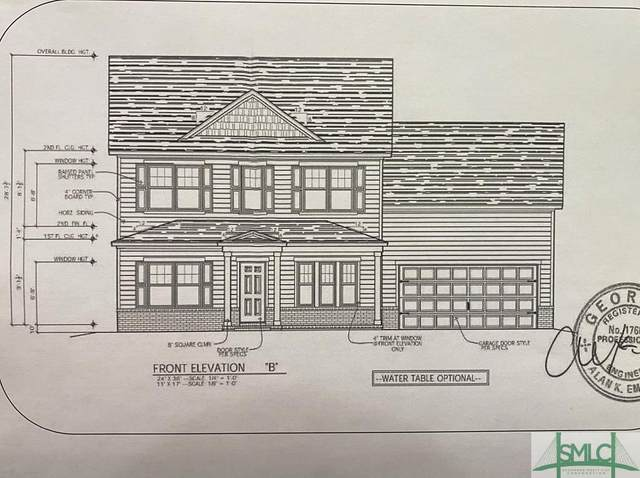 634 N Mcdonald Street, Ludowici, GA 31316 (MLS #259857) :: Keller Williams Coastal Area Partners
