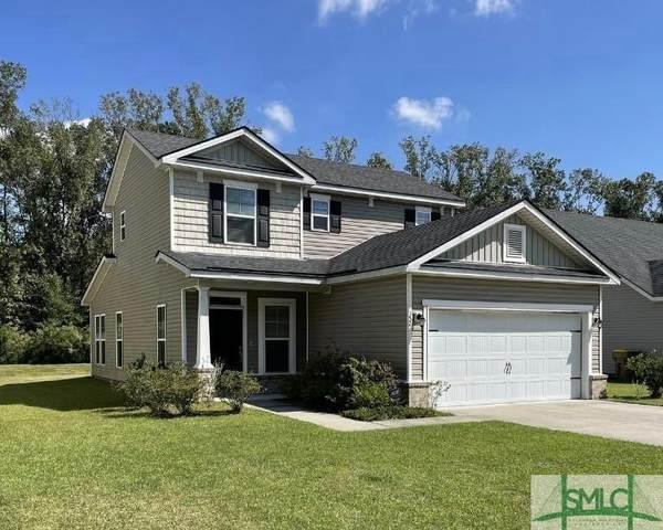 152 Richmond Walk Drive, Richmond Hill, GA 31324 (MLS #259859) :: Heather Murphy Real Estate Group