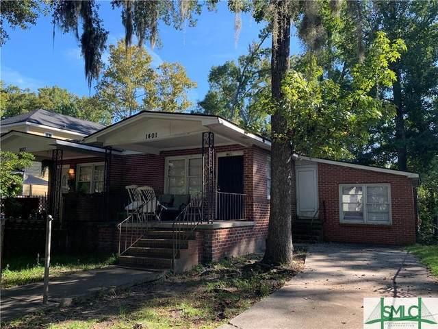 1401 E 38th Street, Savannah, GA 31404 (MLS #259860) :: The Allen Real Estate Group