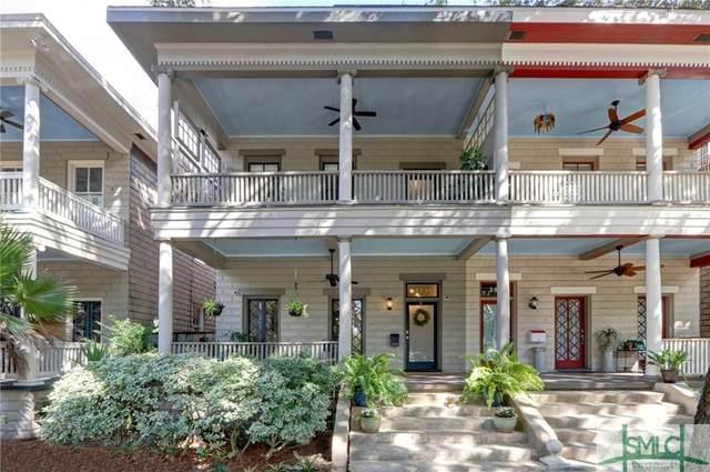 114 W 38th Street, Savannah, GA 31401 (MLS #259861) :: Keller Williams Realty Coastal Area Partners