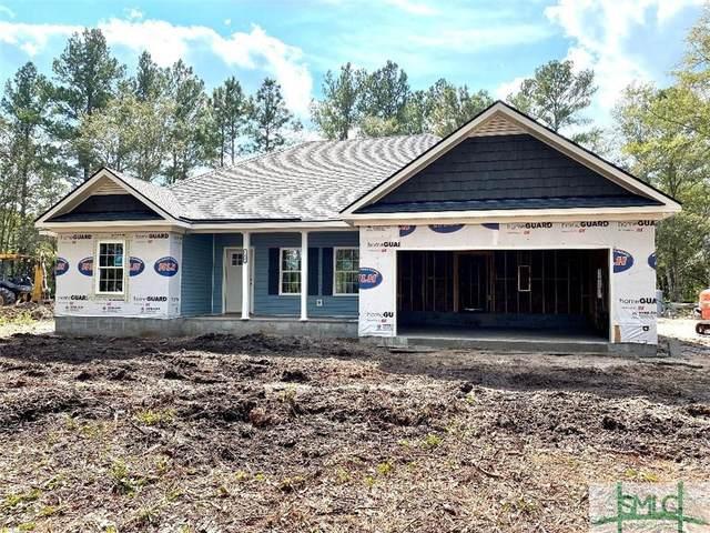 1357 Low Ground Road, Guyton, GA 31312 (MLS #259866) :: Keller Williams Realty Coastal Area Partners