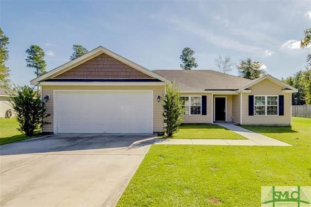 490 Abigail Circle, Ellabell, GA 31308 (MLS #259867) :: The Arlow Real Estate Group