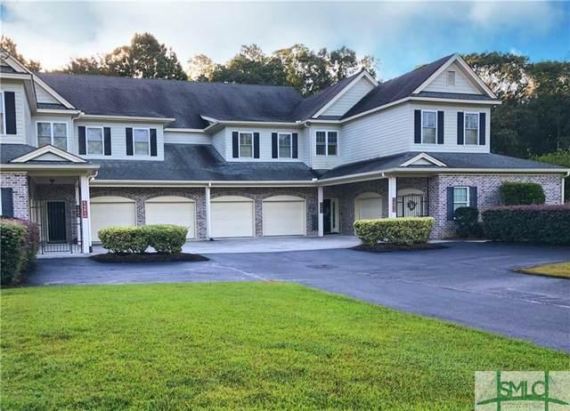 1404 Woodside Ridge #1404, Savannah, GA 31405 (MLS #259879) :: Coastal Savannah Homes