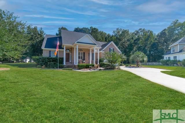 59 Whitehall Road, Richmond Hill, GA 31324 (MLS #259880) :: Heather Murphy Real Estate Group