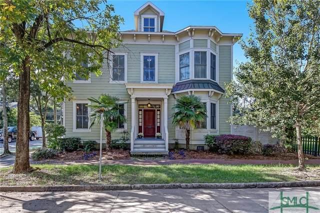 221 E Park Avenue E, Savannah, GA 31401 (MLS #259885) :: Statesboro Real Estate