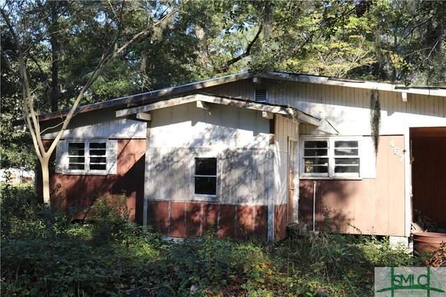 467 Mclaws Road, Guyton, GA 31312 (MLS #259891) :: The Arlow Real Estate Group