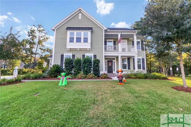 215 Claremont Way, Pooler, GA 31322 (MLS #259893) :: Coldwell Banker Access Realty