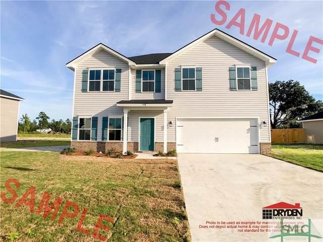 6 Rimes Avenue SE, Ludowici, GA 31316 (MLS #259895) :: Keller Williams Realty Coastal Area Partners