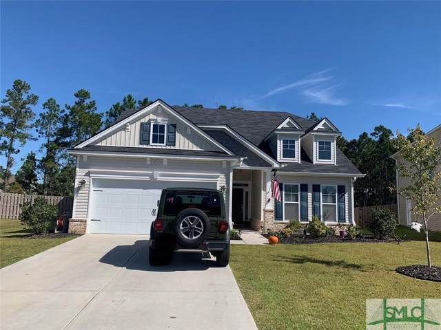 262 Harmony Boulevard, Pooler, GA 31322 (MLS #259896) :: Coldwell Banker Access Realty