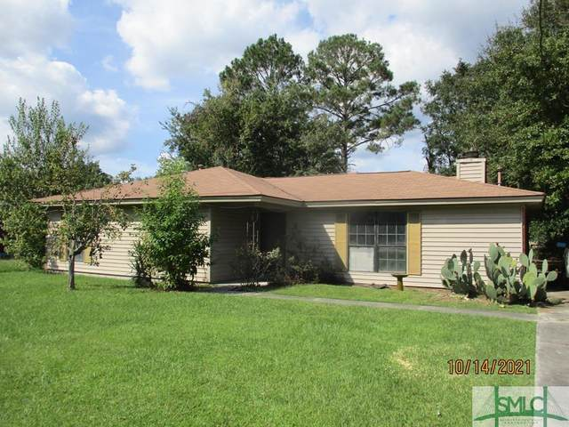 216 Fowler Street, Hinesville, GA 31313 (MLS #259897) :: Bocook Realty