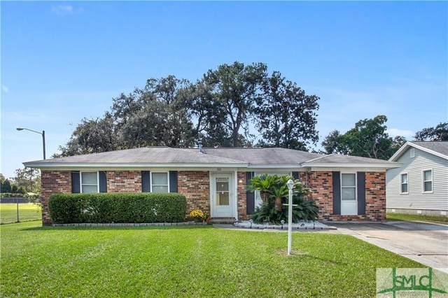 3211 Oakwood Drive, Savannah, GA 31404 (MLS #259899) :: The Arlow Real Estate Group