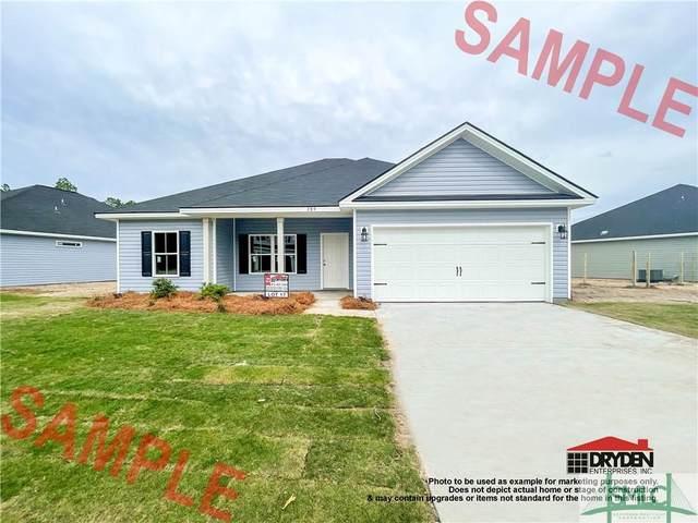 404 Talmadge Road, Allenhurst, GA 31301 (MLS #259910) :: Heather Murphy Real Estate Group