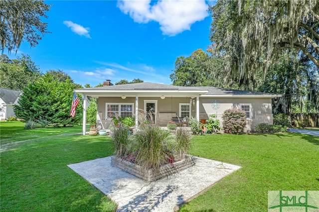 8715 Hurst Avenue, Savannah, GA 31406 (MLS #259915) :: Heather Murphy Real Estate Group