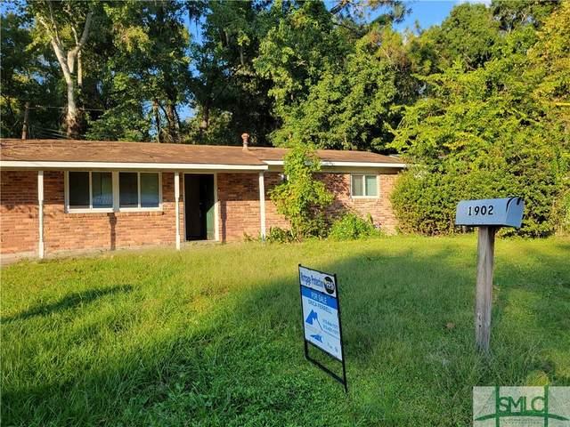 1902 E 56th Street, Savannah, GA 31404 (MLS #259917) :: Heather Murphy Real Estate Group