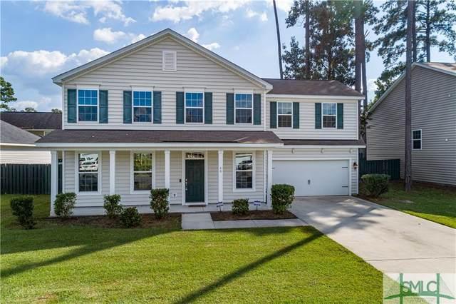 40 Smoke Rise Road, Richmond Hill, GA 31324 (MLS #259919) :: Coastal Savannah Homes