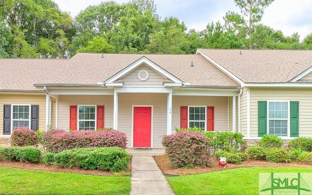 44 Quartz Way, Savannah, GA 31419 (MLS #259921) :: The Allen Real Estate Group