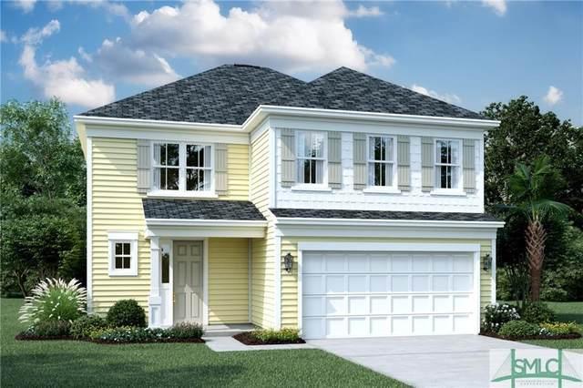 195 Wellstone Way, Richmond Hill, GA 31324 (MLS #259925) :: Statesboro Real Estate