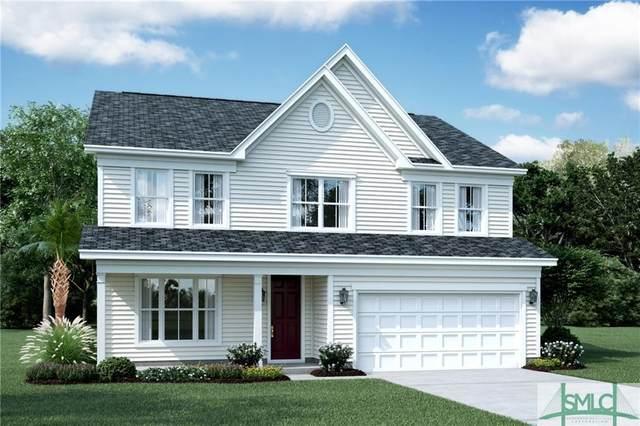64 Wellstone Way, Richmond Hill, GA 31324 (MLS #259928) :: Heather Murphy Real Estate Group