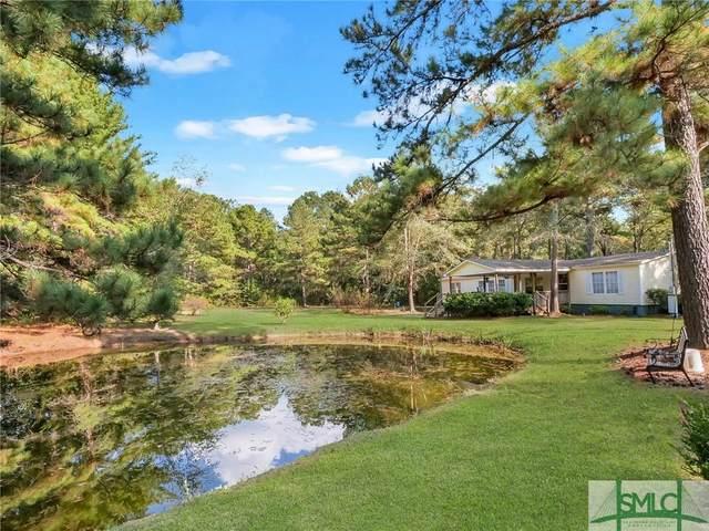 7000 Old Groveland Road, Pembroke, GA 31321 (MLS #259942) :: Keller Williams Coastal Area Partners