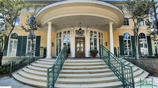 2334 Whitemarsh Way, Savannah, GA 31410 (MLS #259944) :: Liza DiMarco