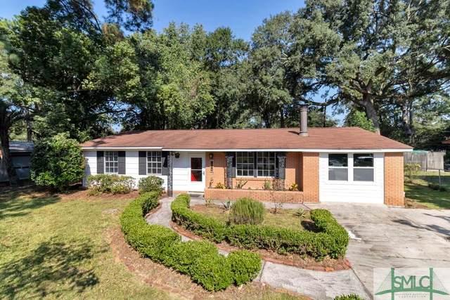 420 Tanglewood Road, Savannah, GA 31419 (MLS #259950) :: Coldwell Banker Access Realty