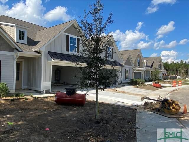12 Palladian Way, Pooler, GA 31322 (MLS #259952) :: Coastal Savannah Homes