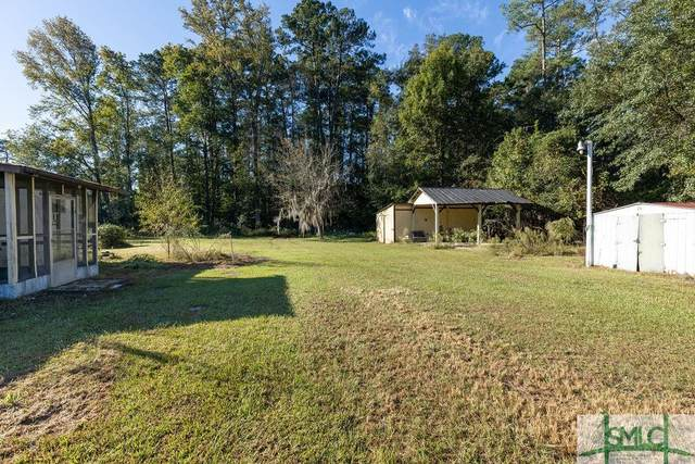 1534 Central Avenue, Guyton, GA 31312 (MLS #259968) :: The Arlow Real Estate Group