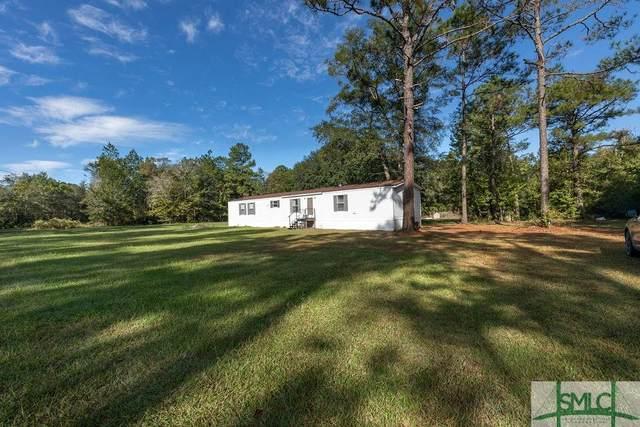 296 Moore Road, Guyton, GA 31312 (MLS #259969) :: The Arlow Real Estate Group