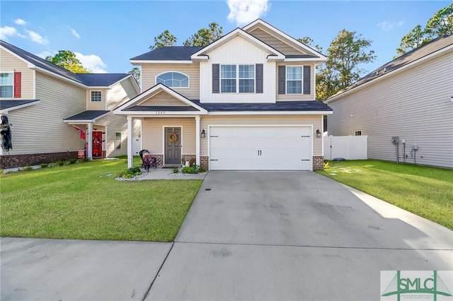 1267 Cypress Fall Circle, Hinesville, GA 31313 (MLS #259974) :: eXp Realty