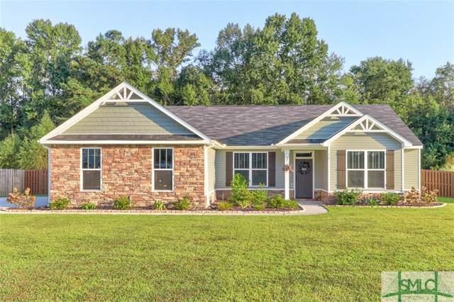 114 Summer Station Drive, Guyton, GA 31312 (MLS #259985) :: The Allen Real Estate Group