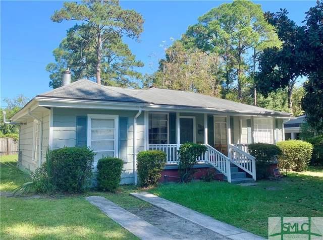 2408 E 39th Street, Savannah, GA 31404 (MLS #259990) :: Liza DiMarco