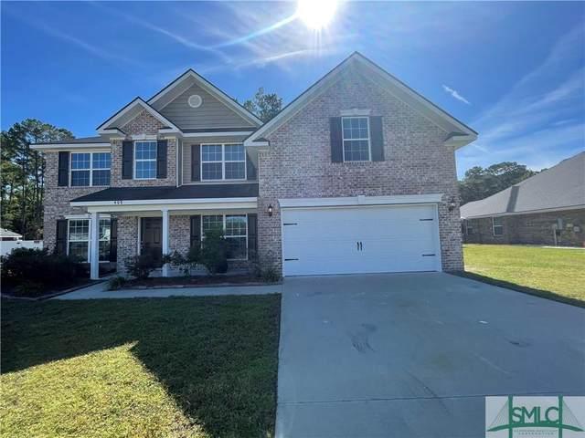 408 Nashview Trail, Allenhurst, GA 31301 (MLS #259991) :: The Allen Real Estate Group