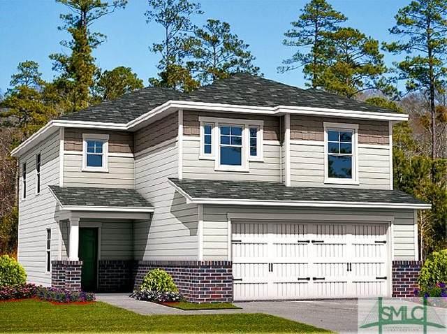109 Brookline Drive, Savannah, GA 31407 (MLS #259992) :: Coldwell Banker Access Realty