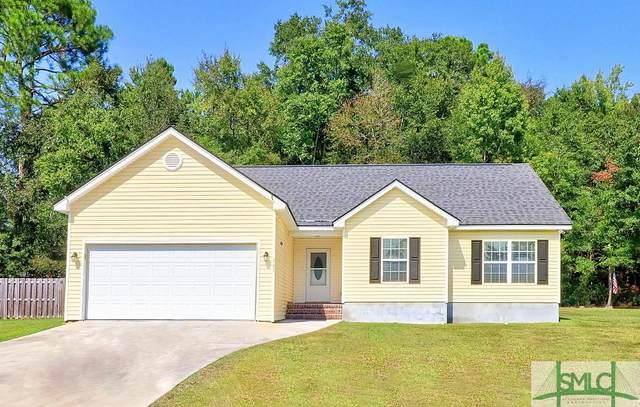 141 Harvest Drive, Springfield, GA 31329 (MLS #259994) :: Keller Williams Coastal Area Partners