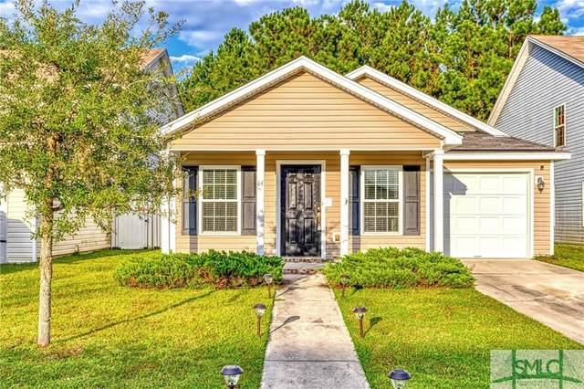 84 Ristona Drive, Savannah, GA 31419 (MLS #259995) :: Coldwell Banker Access Realty