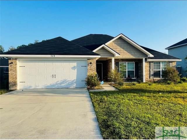 668 Piedmont Avenue, Hinesville, GA 31313 (MLS #259997) :: Keller Williams Realty Coastal Area Partners