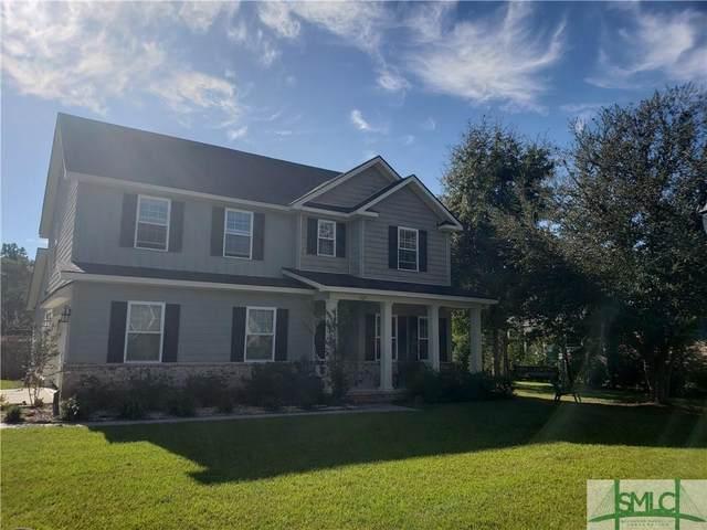 169 S Effingham Plantation Drive, Guyton, GA 31312 (MLS #260000) :: Keller Williams Coastal Area Partners