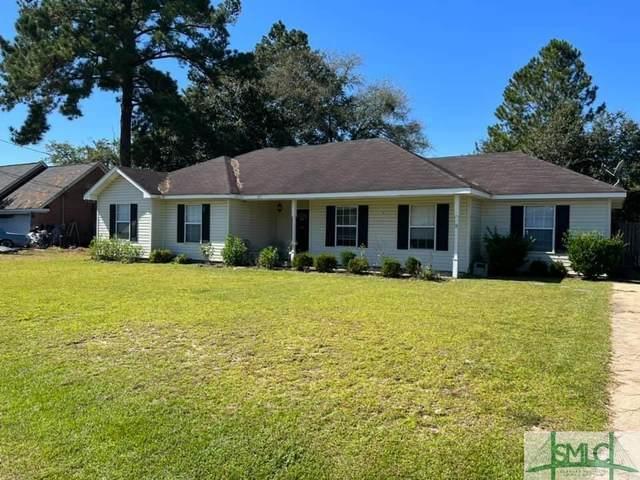 351 Cowart Road, Hinesville, GA 31313 (MLS #260012) :: Team Kristin Brown   Keller Williams Coastal Area Partners