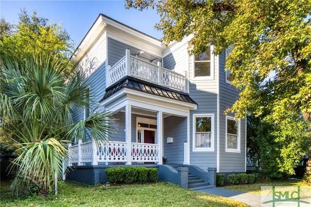 215 W 33Rd Street, Savannah, GA 31401 (MLS #260014) :: McIntosh Realty Team