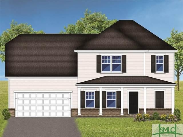 104 Simcoe Lake Drive, Richmond Hill, GA 31324 (MLS #260015) :: Keller Williams Realty Coastal Area Partners