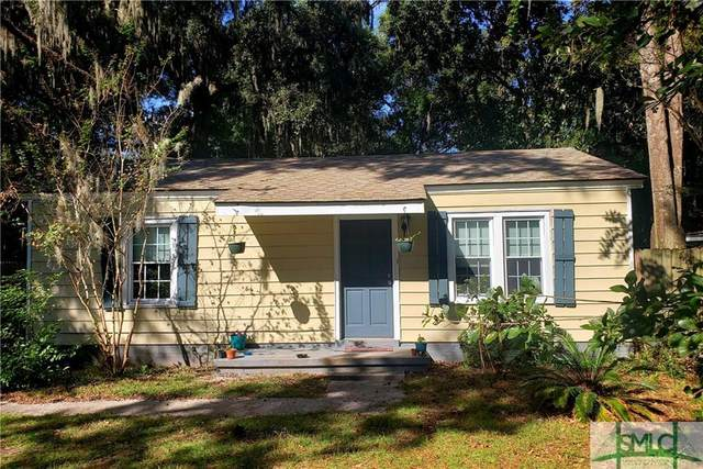 5649 Emory Drive, Savannah, GA 31406 (MLS #260019) :: McIntosh Realty Team