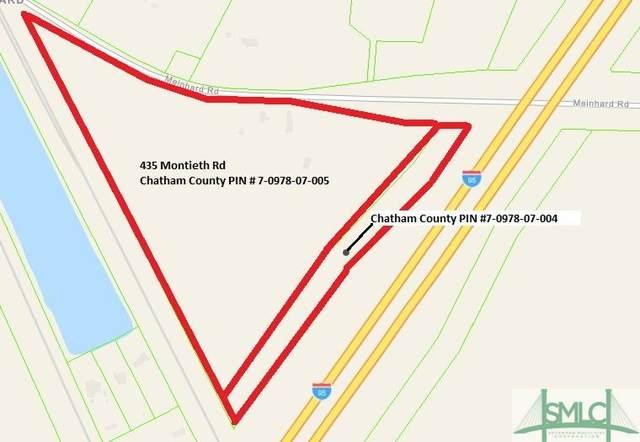 435 Montieth Road, Port Wentworth, GA 31407 (MLS #260022) :: Liza DiMarco