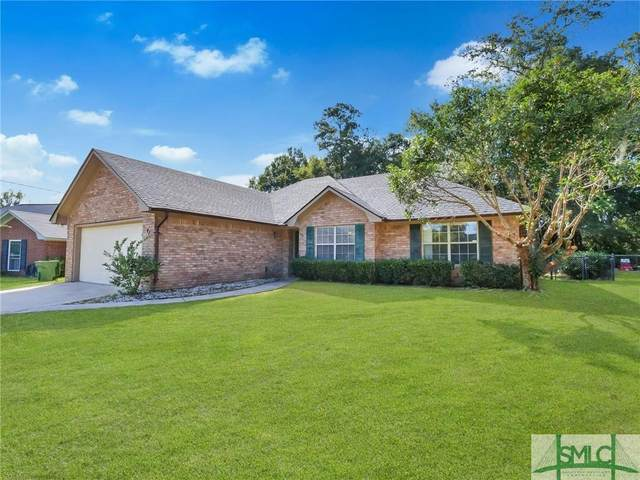 41 Thornbriar Drive, Hinesville, GA 31313 (MLS #260024) :: Coldwell Banker Access Realty