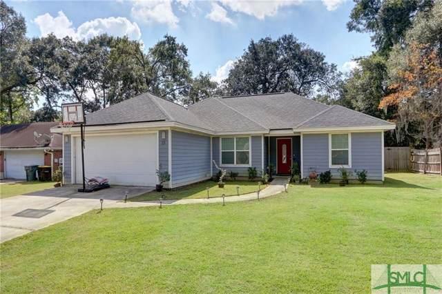 15 N Nicholson Circle, Savannah, GA 31419 (MLS #260025) :: Teresa Cowart Team