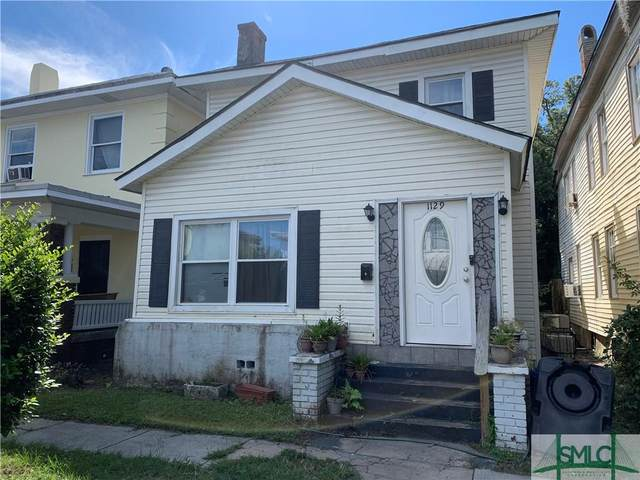 1129 E 33rd Street, Savannah, GA 31404 (MLS #260027) :: McIntosh Realty Team