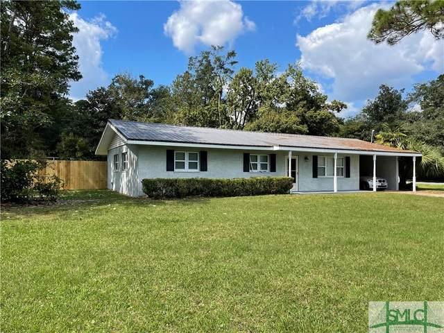 609 Bradwell Street, Hinesville, GA 31313 (MLS #260029) :: eXp Realty