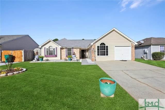 210 Finn Circle, Savannah, GA 31419 (MLS #260031) :: The Arlow Real Estate Group