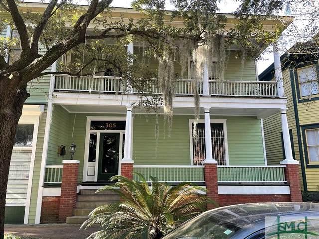 305 W Duffy Street A, Savannah, GA 31401 (MLS #260034) :: Coldwell Banker Access Realty