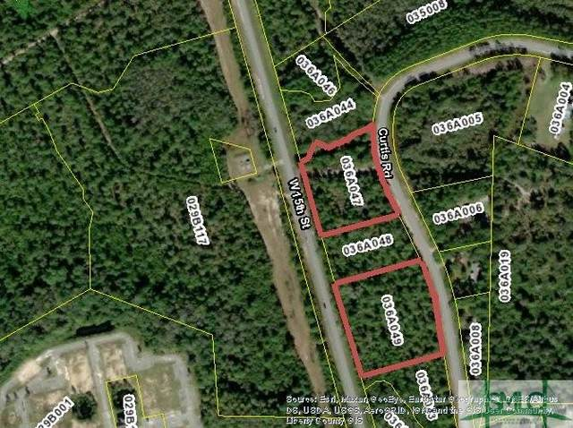 5.24 AC W 15th Street, Hinesville, GA 31313 (MLS #260035) :: Coldwell Banker Access Realty